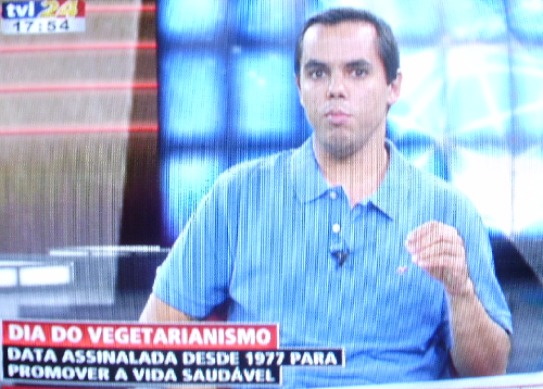 Andrey Rodrigues on TV